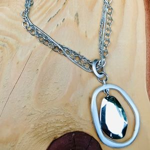 18 inch focal piece LC necklace